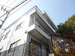 神奈川県横浜市南区清水ケ丘の賃貸マンションの外観