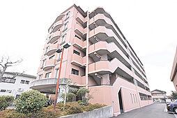大阪府堺市中区伏尾の賃貸マンションの外観
