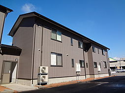 滋賀県長浜市八幡中山町の賃貸アパートの外観