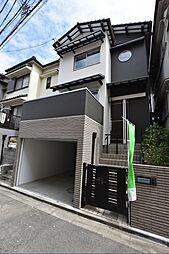 [一戸建] 大阪府堺市東区丈六 の賃貸【/】の外観