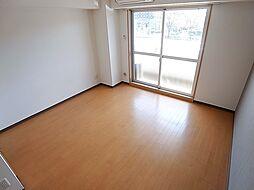 クレアドル須磨Ⅱの日当たり良好で明るい室内