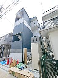 東急東横線 元住吉駅 徒歩5分の賃貸アパート