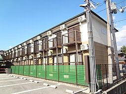 滋賀県長浜市神照町の賃貸アパートの外観