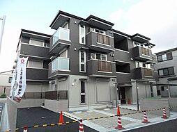 D House north[1階]の外観
