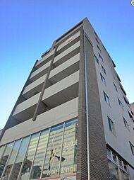 東京都墨田区両国2丁目の賃貸マンションの外観