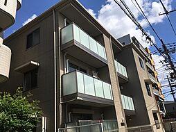 大阪府大阪市生野区桃谷3丁目の賃貸アパートの外観