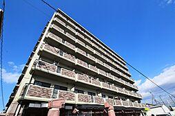 大阪府松原市三宅西4の賃貸マンションの外観