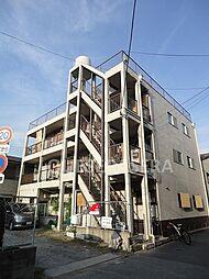 金明荘[2階]の外観