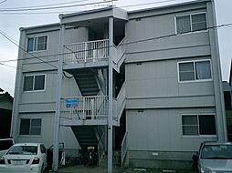 今宿西城コーポ[301号室]の外観