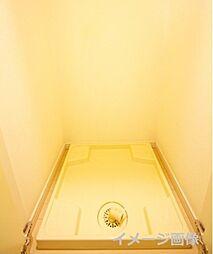 上野ビルの洗面所