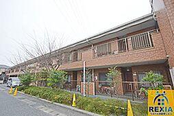 検見川ハイツ2[1階]の外観
