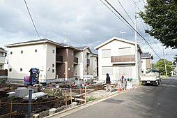(仮)平塚市北金目3丁目シャーメゾンC[101号室]の外観