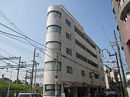 浜本ビル[3階]の外観