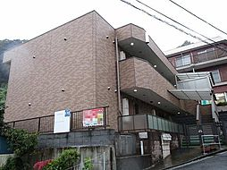 神奈川県横浜市磯子区森2丁目の賃貸マンションの外観