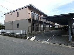 コーポ松永[2階]の外観