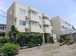 埼玉県川越市六軒町2丁目の賃貸マンションの外観