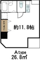 ファミーユ本郷元町[2階]の間取り