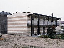 レオパレスTOMINAGA[2階]の外観