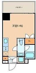 Premium Residence Kawasaki[3階]の間取り