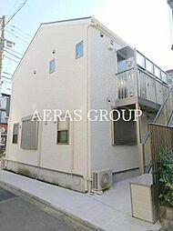 東急東横線 祐天寺駅 徒歩10分の賃貸アパート