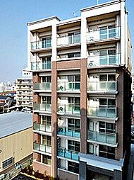 福岡県福岡市東区筥松1丁目の賃貸マンションの外観