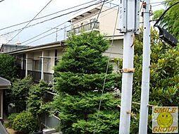 千葉県市川市市川1丁目の賃貸アパートの外観