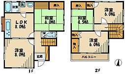 南平駅 9.0万円