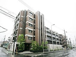 福岡県福岡市早良区荒江3丁目の賃貸マンションの外観