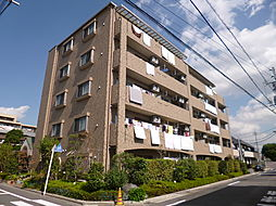 東京都江戸川区鹿骨4丁目の賃貸マンションの外観