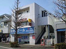 神奈川県横浜市港南区丸山台3丁目の賃貸マンションの外観