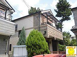 [一戸建] 千葉県市川市八幡5丁目 の賃貸【/】の外観