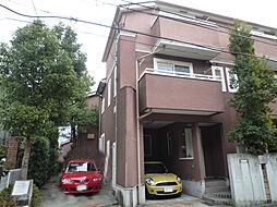[テラスハウス] 神奈川県横浜市青葉区青葉台2丁目 の賃貸【/】の外観
