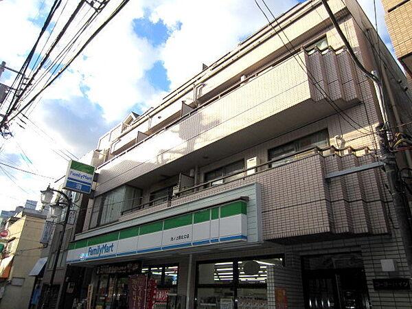 東京都世田谷区北沢1丁目の賃貸マンション