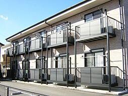 愛知県知多郡東浦町大字森岡字濁池の賃貸アパートの外観