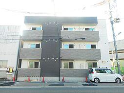 JR関西本線 加美駅 徒歩8分の賃貸アパート