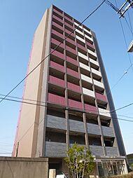 大阪府大阪市北区中津4の賃貸マンションの外観