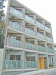 東京都板橋区成増5丁目の賃貸マンションの外観