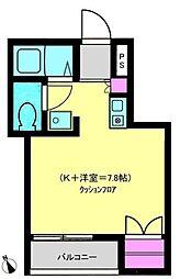 マインベルク[3階]の間取り