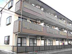 静岡県掛川市下垂木の賃貸マンションの外観