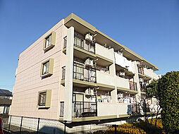 東京都東大和市上北台3丁目の賃貸マンションの外観