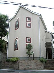 東京都西東京市南町3の賃貸アパートの外観
