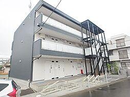 リブリ・ベルハウス[2階]の外観