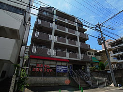 ルミエール須磨北[3階]の外観