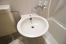 ルミエールIIの洗面所