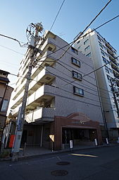 神奈川県横浜市鶴見区生麦1丁目の賃貸マンションの外観