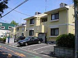 千葉県千葉市花見川区畑町の賃貸アパートの外観