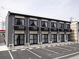 愛知県豊田市十塚町5丁目の賃貸アパートの外観