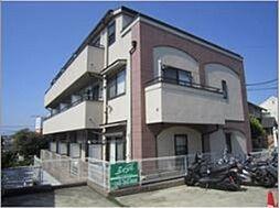 神奈川県横浜市旭区白根3丁目の賃貸アパートの外観