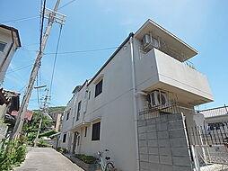 兵庫県神戸市兵庫区矢部町の賃貸マンションの外観