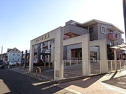 栃木県小山市東城南4丁目の賃貸マンションの外観